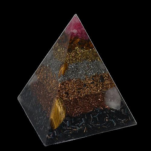 Orgonitové pyramídy Kepler L