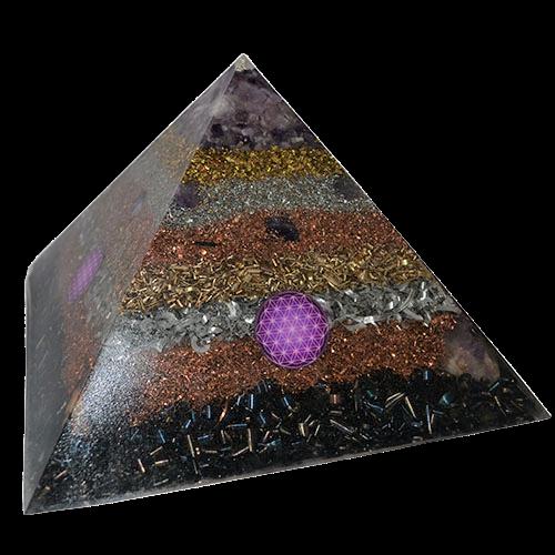 Orgonitové pyramídy Egypt XXL