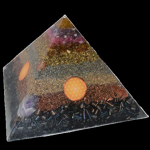 Orgonitové pyramídy Egypt XL